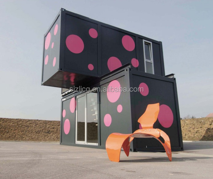 20ft 40ft used container coffee shop, shipping container for sale in China