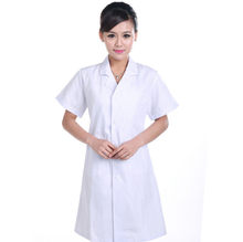 v neck oem service high quality unisex non woven breathable china wholesale hospital clinic popular plain cotton nurse uniform