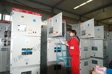 High Voltage Withdrawable Electrical Distribution Board / Panel