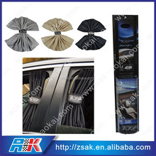 High quality auto curtain car window sunshade