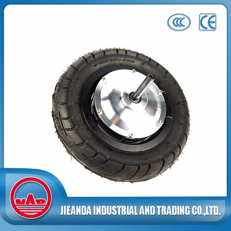 10 inch electric wheel hub motor for three wheel motor bike