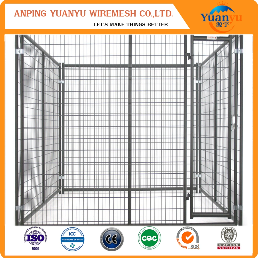 dog crate/stainless steel dog crate