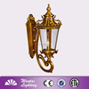 home use bronze 100W die casting outdoor brass wall light
