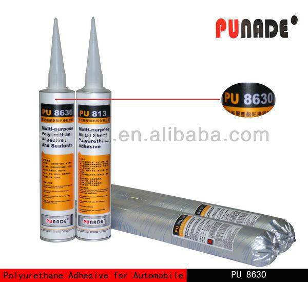 Multi-purpose polyurethane adhesive,auto car pu sealant/Hottest sale in repair market !!