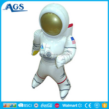 Novelty and funny small Inflatable astronaut toy