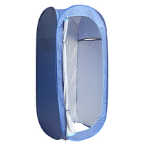 Foldable Blue Changing Room Tent For 2 People For One Person
