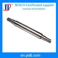 Nozzle, aluminum parts, stainless steel parts, brass spare parts