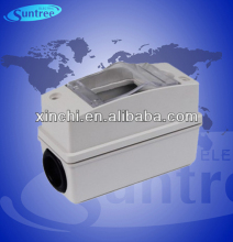 2014 new 2014 New hot sales 2 way IP66 power distribution box 2P IP66 Waterproof Enclosure