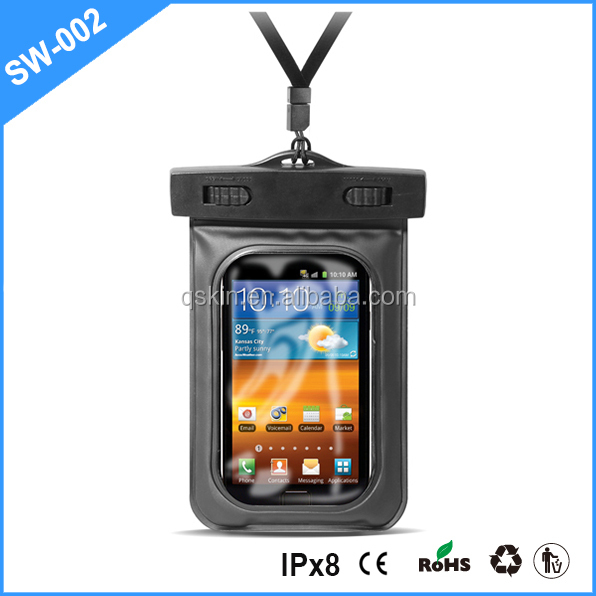 wholesale hot selling waterproof bag,Waterproof carry case for sony xperia tipo