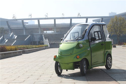 COC and EEC approved l6e electric car