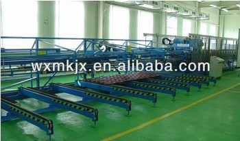 10 Meter Auto stacker,stacking machine,auto stacker for panel roll forming machine