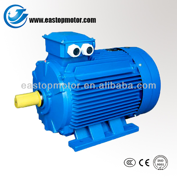 GOST Series Three Phase 225M8 40hp Eff90.6% electric motor