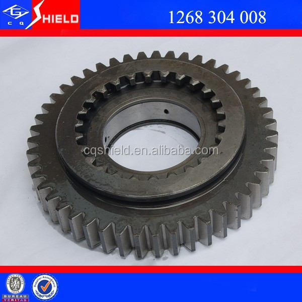 1268304008 REVERSE GEAR (47-26T.) for ZF S6-90 gear box truck spare parts