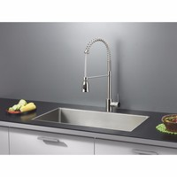 New Premium Trust worthy China Supplier Kitchen Sinks , undermount modern, linear style with square / rectangular bowls