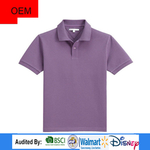 high grade mens 100% pure cotton semi-combed 100% cotton jersey t shirt in China supplier