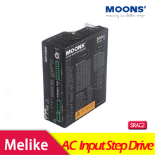 Microstep brushless mid direct drive motor AC driver with 16 setting of running Current