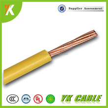 300V 450 750V 1.5mm2 2.5mm2 4mm2 wholesale electrical flexible insulated PVC electric cable