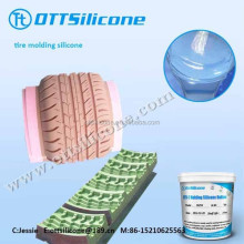 Tire Mold Liquid Silicone For Jewelry Molding