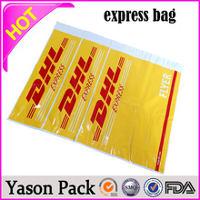 Yason secure courier bag documents enclosed waybill pouch bags attached mailing envelope customized sizes printed mailbag plast