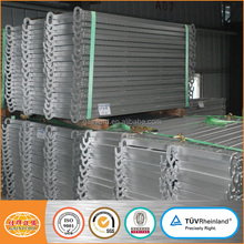 BS1139 Scaffolding Steel Plank Galvanized Catwalk/metal plank with hook