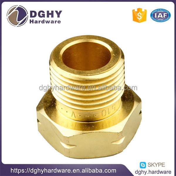 Good Quality high-end brass turned part