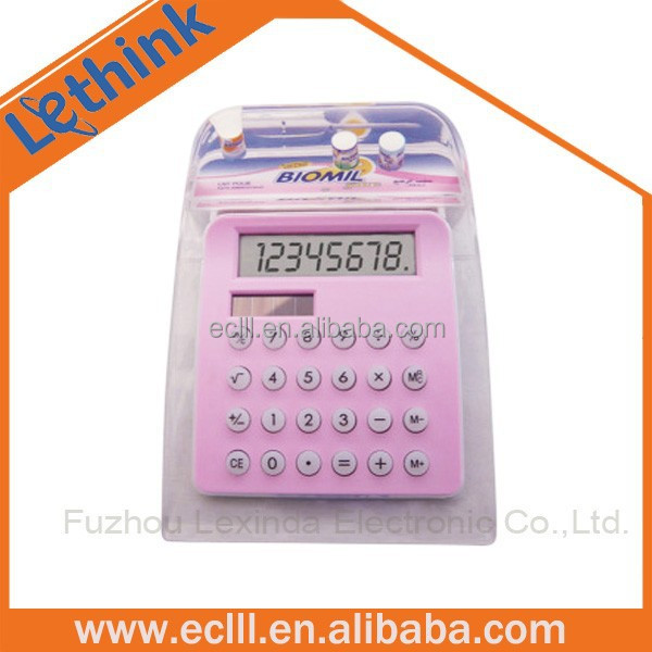 China Cute oil liquid calculator