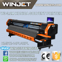 konica minolta printhead km512i solvent flex printing machine printer factory price