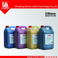 High quality AAA grade Limei brand solvent ink for konica 512