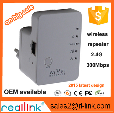 Reallink wireless repeater gsm 3g mobile signal booster 70dB