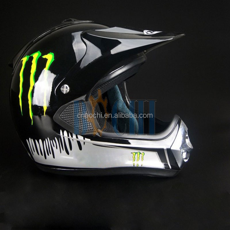 ABS motorcycle full face helmet