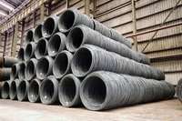 SAE1008 SAE1018 steel wire rod for drawing wire mesh,large quantity in stock