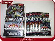 YUGIOH KOREAN - ORDER OF CHAOS - BOOSTER BOX / PACK IN 40 PACKS