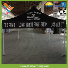 Waterproof PVC Cover Gazebo Steel Frame 10x10