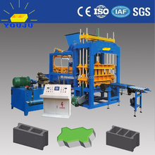 latest products in market excellent performance cement QT5-15 block machine price
