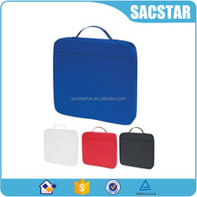custom neoprene laptop protector laptop sleeve bag wtih front pocket