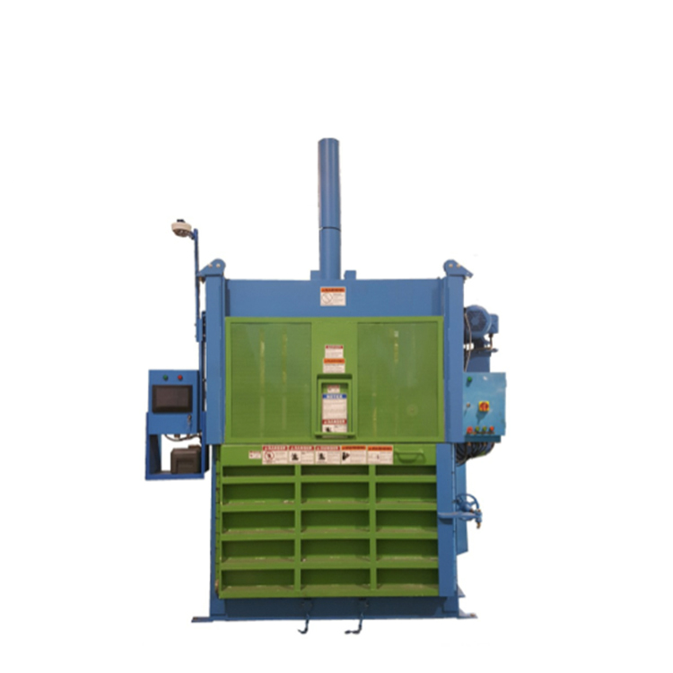 Smart Interface Fully Automatic Baler SB-300 With Touch Screen Computer
