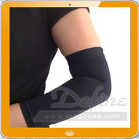 Hot selling arm compression sleeve for tennis golf basketball