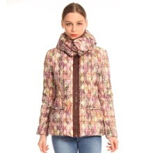 China Factory Fashion Warm Lightweight Down Spring Jacket Women