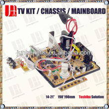 high quality sanyo crt tv kit