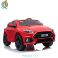 WDDKF777 Licensed Branded Toy Ford Wholesale Kids Electric Ride On Car