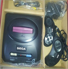 Sega Mega Drive 2 Video Game Console with 2 controllers 16 bit