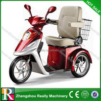 With CE approved high quality electric tricycle for 2 person