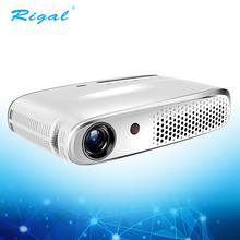 High quality 2500 lumens led usb mini dlp projector for mobile
