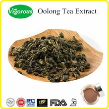 Free sample Standardized Oolong Tea Extract/high quantity Oolong Tea Extract 30% polyphenols/pure natural Camellia sinensis P.E