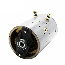 W8950 24V 2kw hydraulic dc brush motor