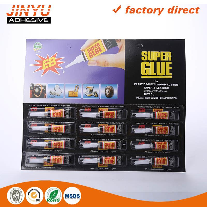 highly adhesive cyanoacrylate platinum silicone adhesive glue at room temperature