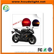 Good quality helmet with rotating light for motorcycle