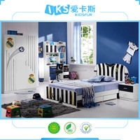 hot sale royal antique style bedroom set furniture 8350-2