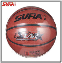 2015 New style Hot sale PVC Laminated Basketball