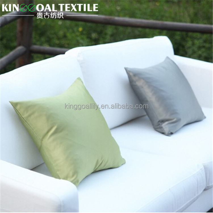 Square Christmas Decorative Pure Silk fancy cushion cover